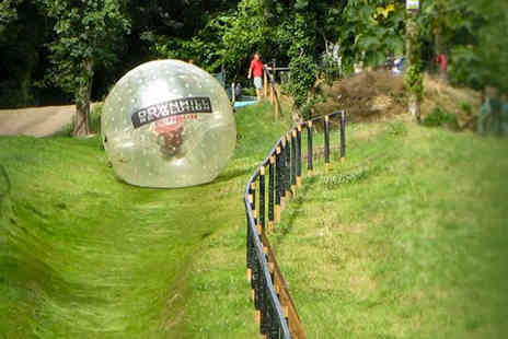 GO Zorbing - Harness or hydro zorbing experience for Two - Save 57%