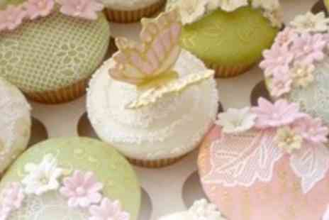 The Cake Decorating Company - Cupcake Design and Creation Course For Two - Save 65%