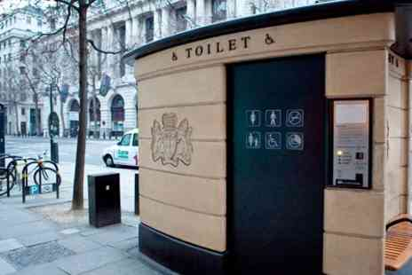London Loo Tours -  The Knight's Templar Ticket For One - Save 50%