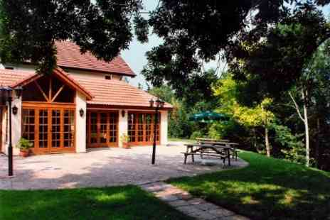Lyncombe Lodge Hotel - One Nights stay For Two With Breakfast - Save 54%
