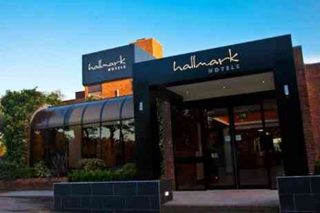 Hallmark Hotel Hull - One Night stay For Two With Breakfast and Tapas  - Save 67%