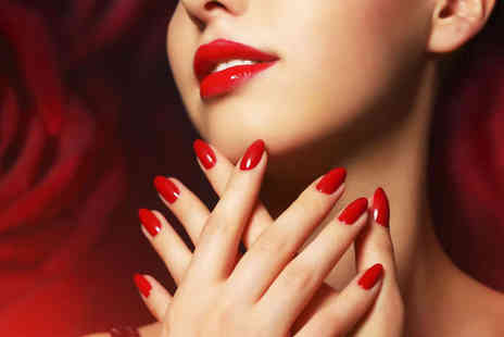 Csillas Nailbar - Shellac Manicure - Save 51%