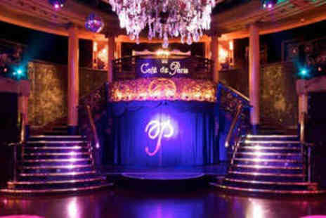 Late Night - Ticket to Twisted Glam at Café de Paris on Friday, February 28 - Save 50%