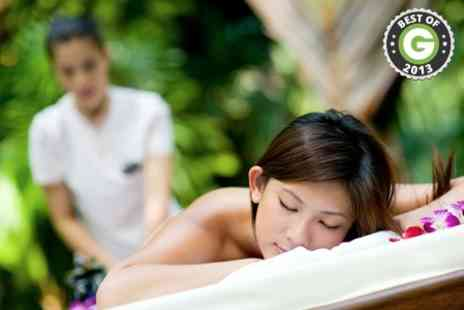 Siam Spa Centre - 75 Minute Thai Pamper Experience - Save 54%