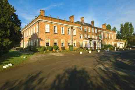 Blackwell Grange Hotel - One Nights stay For Two With Breakfast Dinner and Wine  - Save 40%