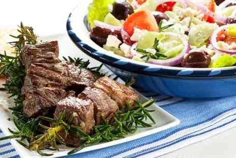 Sousta Greek Taverna - Towards Food For Two  - Save 60%