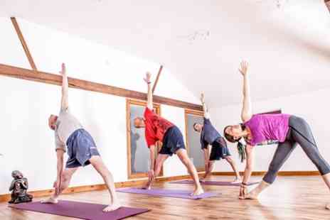The Hummingbird Centre - Ten Sessions Yoga and Pilates of Choice - Save 50%