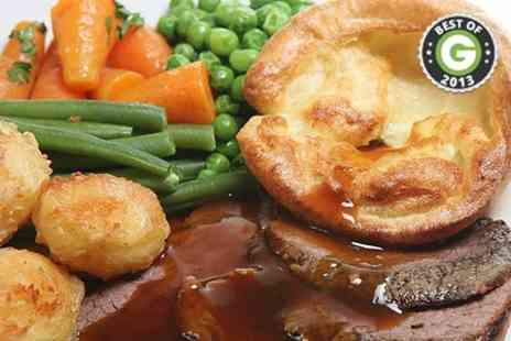 The New Inn - Sunday Lunch With Wine For Two - Save 52%