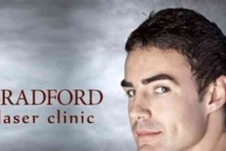 Bradford Laser Clinic - Six Sessions of Laser Hair Regrowth Treatment - Save 76%
