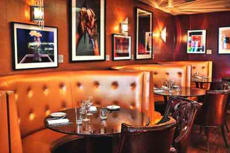 No.20 at Sanctum Soho - Award Winning Dinner & Cocktails for two - Save 49%
