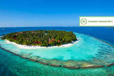 iFly Holidays - Seven night five stay Maldives break including return flights - Save 26%