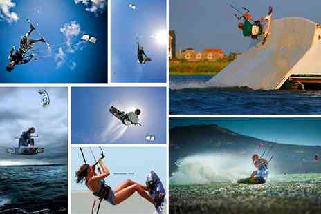 Kitesurf Company - Kite Flying or Landboarding - Save 51%