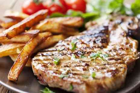 The Yard Ilkley - Two Course Steak Meal For Two - Save 58%