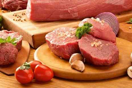 Highland Foods - Organic Meat Pack Including Steak and Turkey - Save 94%