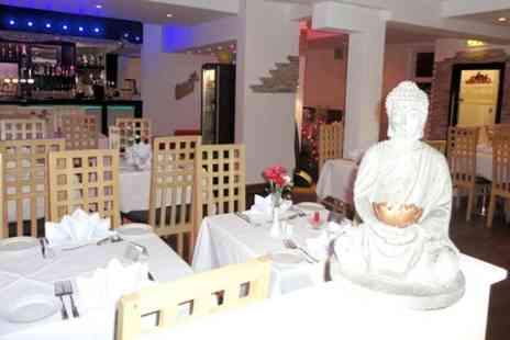 Dilbars indian restuarant - Two Course Indian Meal With Sides - Save 55%