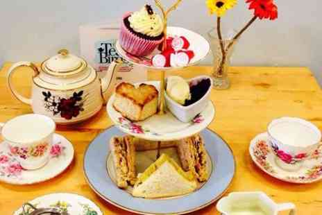 The Tea Birds - Afternoon Tea For Two - Save 50%