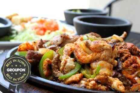 Gringos - Mexican Meal With Sides For Two - Save 50%