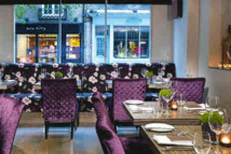 Radisson Blu Edwardian - Deluxe Covent Garden Stay for Two with Afternoon Tea - Save 53%
