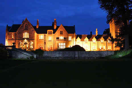 Mellington Hall Hotel -  Overnight stay for two at Victorian Mid Wales Mansion - Save 36%