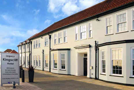 The Legacy Kingscliff Hotel - Seaside Strolls in Holland-on-Sea - Save 52%