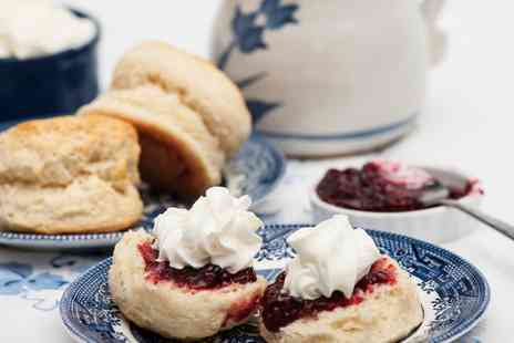 The Whoop Hall - An Utterly Charming Prosecco Afternoon Tea for two - Save 56%
