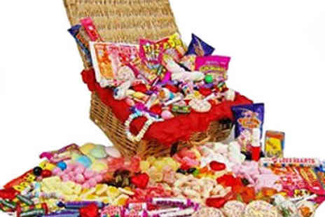 Crowther Creative - Deluxe Valentine's Sweetie Hamper - Save 58%