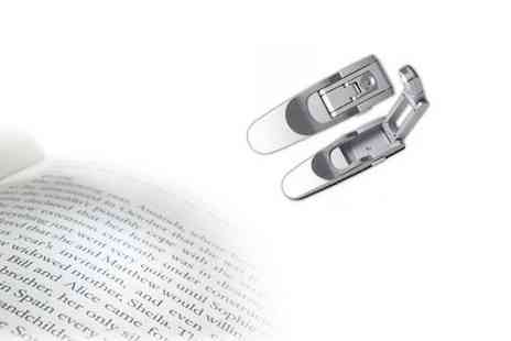 Mega Deals - LED Book Reading Light - Save 50%