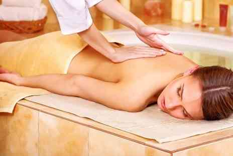 Vspa - Body Exfoliation and Back Massage For One - Save 59%