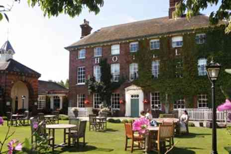 The Mytton & Mermaid Hotel - Historic Shropshire Escape inc Dining - Save 43%