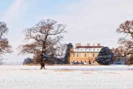 Stapleford Park - Luxury Leicestershire Escape inc Meals - Save 45%