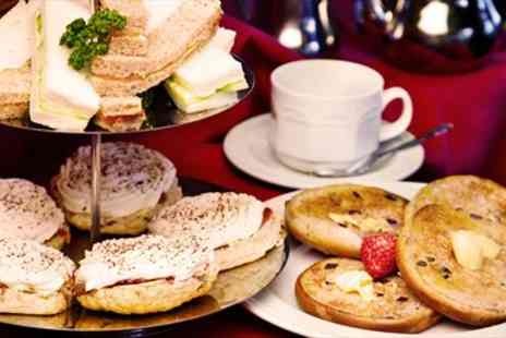 The Stone House Hotel - Afternoon Tea for two - Save 40%