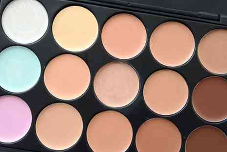 Mega Deals - Professional Quality Concealer Palette - Save 50%