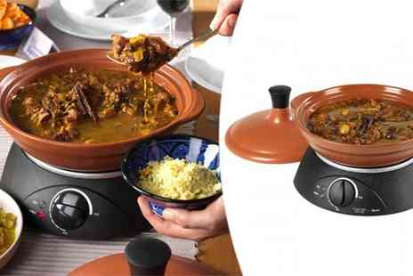 Bentley & Karvel Ltd - Swan �Come Dine With Me� Tagine - Save 50%