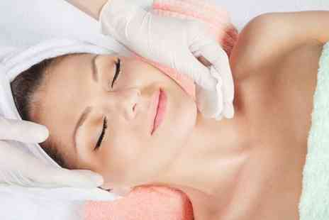 new image hair & beauty salon - One Hour Facial - Save 37%
