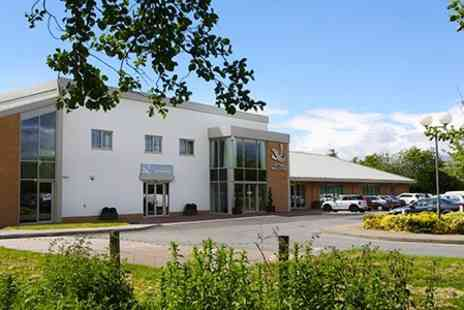 The Quality Hotel Boldon - One Night For Two With Breakfast and Spa Access - Save 52%