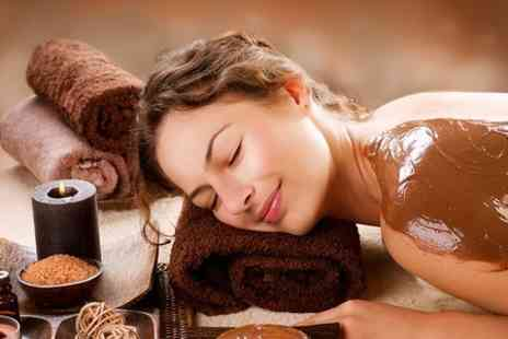 Beauty with Clare - Chocolate Facial and Back Treatment - Save 70%
