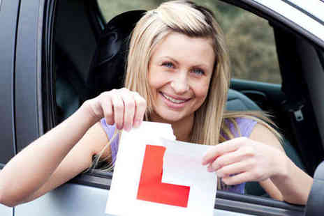 Drivers Scotland - Four Hours of Driving Tuition - Save 84%