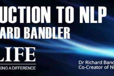NLP Life - Introduction to NLP Seminar  - Save 50%