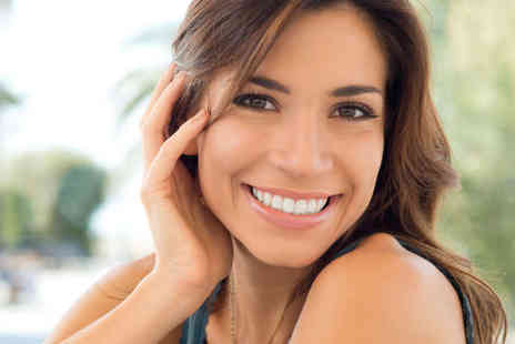 Kensington Dental Spa - Zoom Laser Teeth Whitening with Sparkle and Polish - Save 77%
