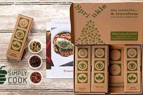 SimplyCook - Simply Cook Discovery Box  - Save 50%