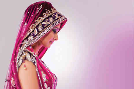 The National Asian Wedding Show - Get ready for your big day With 2 tickets  - Save 64%