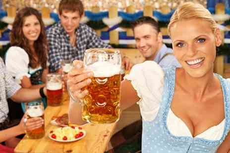 Bristol Bierkeller - Saturday Night Entrance With Meal and Litre Stein - Save 50%