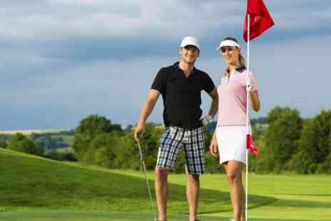 Horncastle Golf Club -  One Year Membership - Save 53%