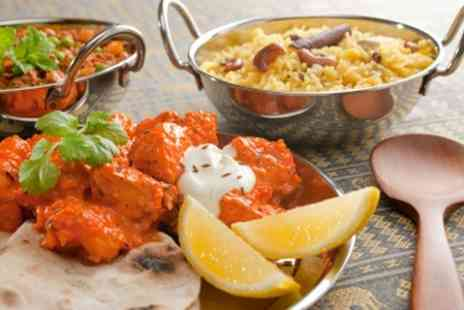 Ashoka Shak - Two Course Meal With Sides For Two - Save 56%