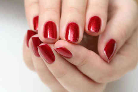 Simply Beautiful - Manicure with IBD gel polish  - Save 63%