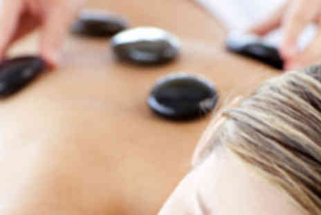 Massage Therapy - Hour Long Full Body Hot Stone Massage - Save 58%