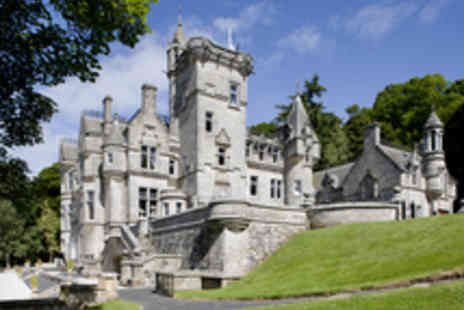 Kinnettles Castle - Valentines Black Tie Ball Entry with Dining and Prosecco for Two - Save 21%
