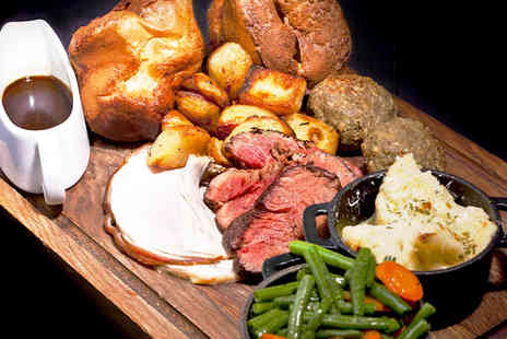 Mansion Restaurant - Sunday Lunch Including a Sharing Platter and Cocktails for Two - Save 62%