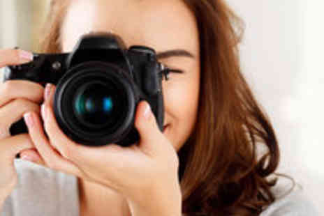 The Model Experience - Three Hour Photography Course for One Person - Save 84%