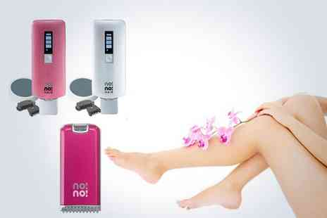 Grace Kelly Beauty Concept - Pink No No hair reduction device - Save 44%